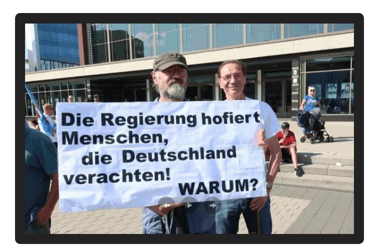 Ist Merkel Muss Weg Das Neue Wir Sind Das Volk