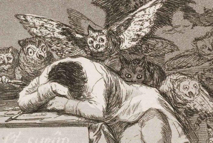 Der Schlaf der Vernunft gebiert Monster – wer weckt die Vernunft wieder auf?!